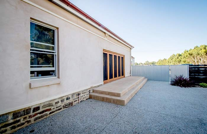 BGi - Hallett Cellar Door Outdoor Alfresco Dining