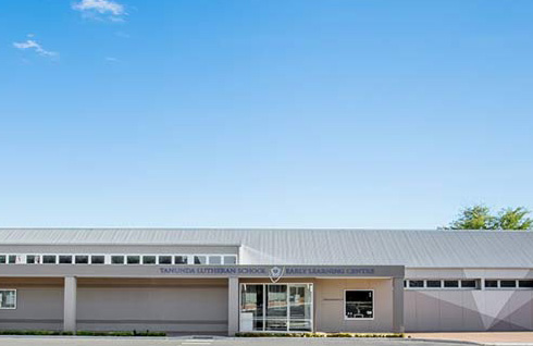 BGi - Tanunda Lutheran Early learning centre construction